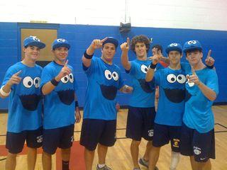 Dodgeballteam
